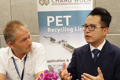 Chang Woen sees rPET gaining traction in food packaging