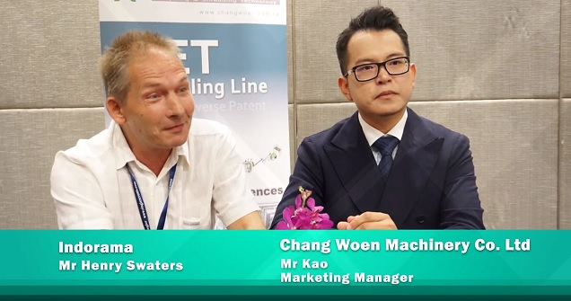 Chang Woen and Indorama on achieving recycling goals