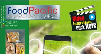 FoodPacific Manufacturing Journal E-magazine No.201907
